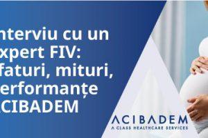 Dr. Deniz Usalm: când se recomandă fertilizarea in vitro cuplurilor infertile