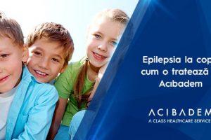 Epilepsia la copii: cum o tratează la ACIBADEM Prof. Memet Ozek