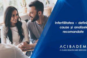 Prof. Dr. Tayfun Bağış: Infertilitatea – definiție, cauze și analizele recomandate