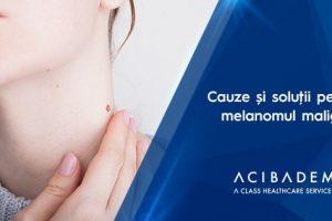 Conf. Dr. Gamze Erfan: cauze și soluții pentru melanomul malign