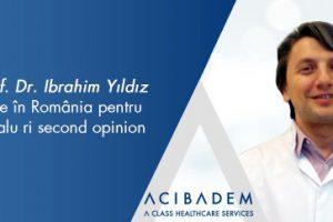 Oncolog de top al clinicilor ACIBADEM vine în România pentru evaluări second opinion