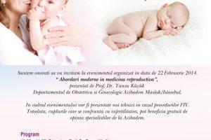 Abordari moderne in medicina reproductiva
